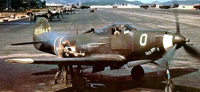 By mid-March 1942, ninety P-39s and more than 100 of the P-400 derivative had been shipped to Australia.