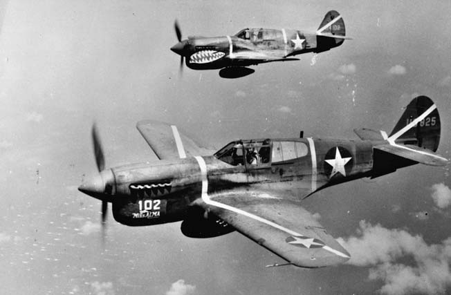 The Curtiss P-40 Tomahawk was a rugged aircraft that served in all theaters of World War II.