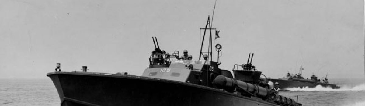 From the Philippines to Borneo: A PT Boat Skipper's Life