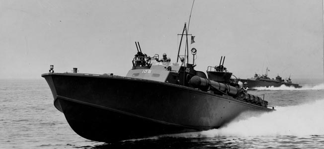Lieutenant Hank Blake recalls PT-375's adventures and the Japanese surrender at Borneo.
