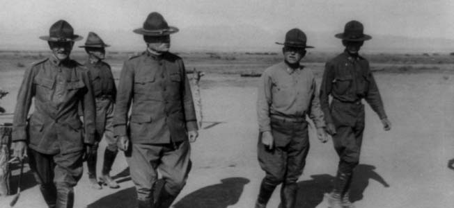 Under the Punitive Expedition, American troops under General John J. Pershing pursued Pancho Villa across Mexico, albeit unsuccessfully.