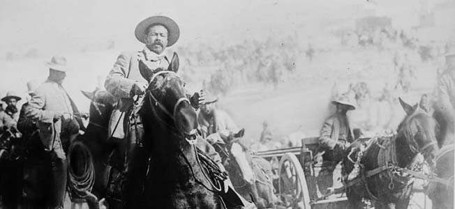 The rise of Pancho Villa came with the heightened lawlessness and revolutionary fervor that swept Mexico in the early years of the 20th century.