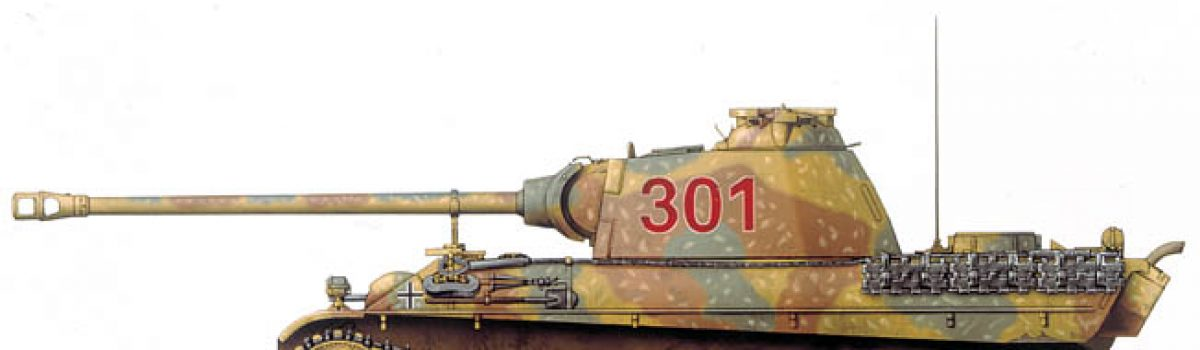 Could an M4 Sherman Tank Even Survive Against a German Panther?