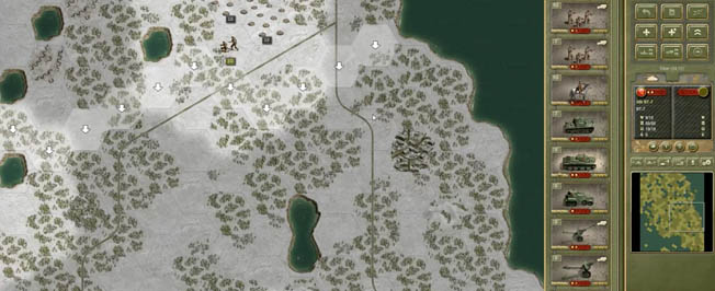 'Panzer Corps' comes back for more in 'Soviet Corps,' the latest edition to the Panzer General series.