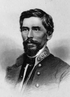 Confederate General Patrick Cleuburne