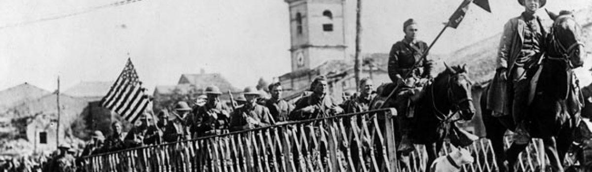 Patton in WWI