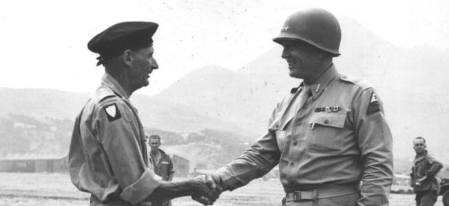 The rivalry between General George S. Patton, Jr., and Field Marshal Bernard L. Montgomery became a significant obstacle in Allied cooperation.