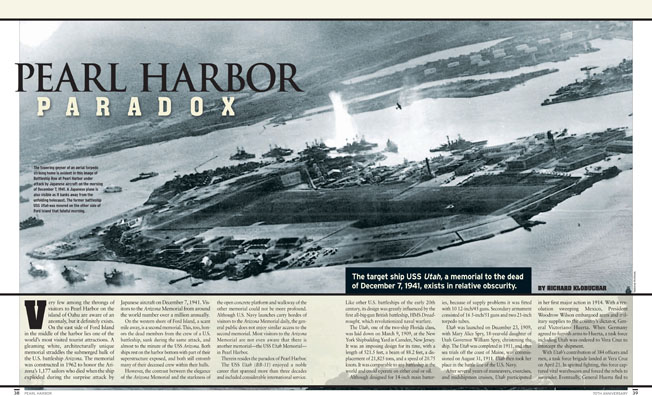 Are you ready to become the next foremost authority on Pearl Harbor and the Pacific Theater? Then get your copy of this very special issue today.
