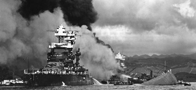 Efforts to reach peace accords and the expectation of one decisive battle actually put Japan on a collision course to war with the United States.