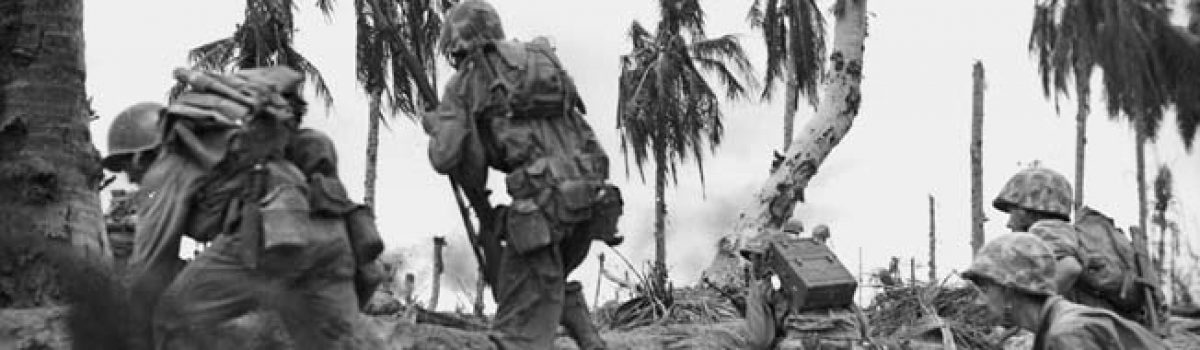 The Battle of Peleliu: Shocked Beyond Imagination