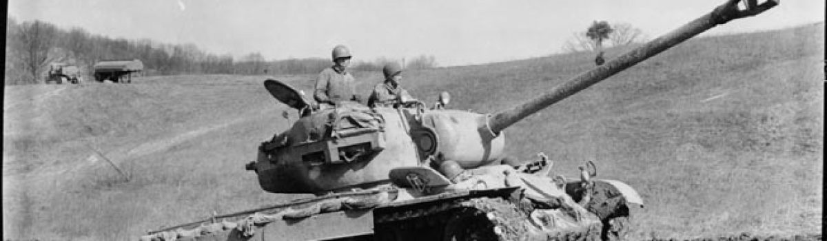 M26 Pershing: Why America's Heavy Tank Arrived Too Late for WWII