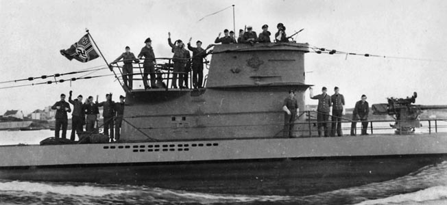 The U.S. Navy engaged in a shooting war with the Kriesmarine before official U.S. entry into World War II.