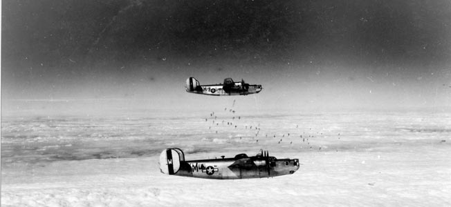In February 1944, an American B-24 on a mission to bomb a V-1 launching site crashed into a small French town. Its a crash that reverberates today.