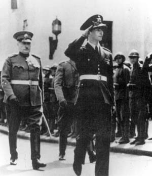 Caught Between the Allies and the Axis, Regent Prince Paul Karađorđević of Yugoslavia Asserted, 'I Bow to Necessity; I am a Realist.'