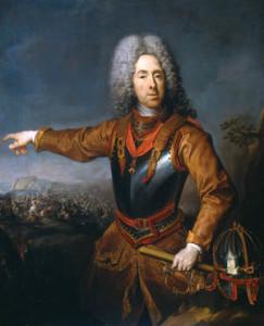 Prince Eugene of Savoy.