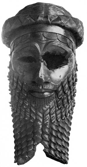King Sargon of Akkad founded history's first professional army.
