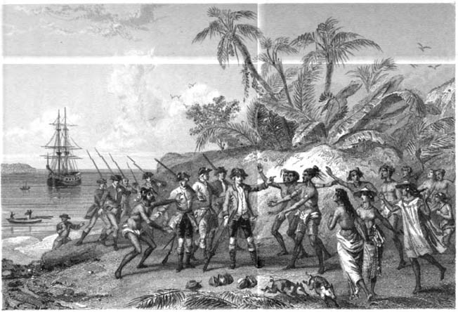Louis Antoine de Bougainville made a name for himself fighting in the forested wilds of North America and circumnavigating the globe.