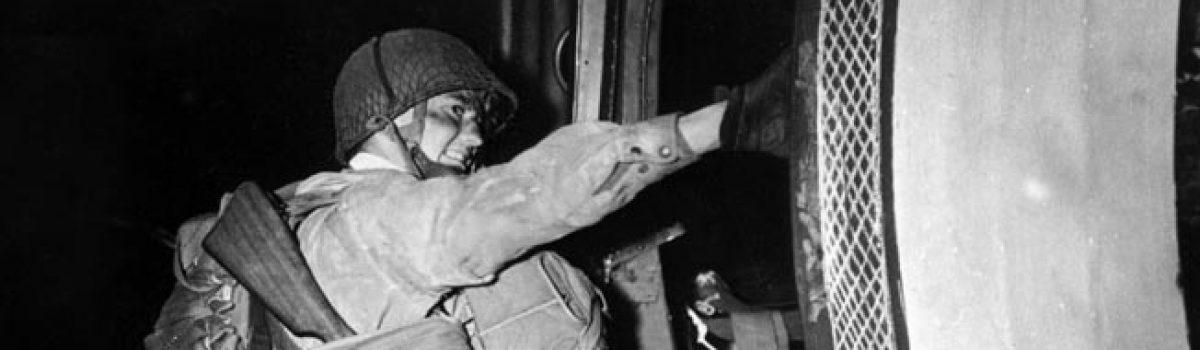 Paratrooper Brawl at Carentan