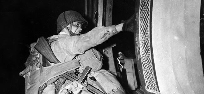 The objective for the 101st airborne division after D Day was the capture of a German-held town. The gutsy paratroopers proved equipped for the task.