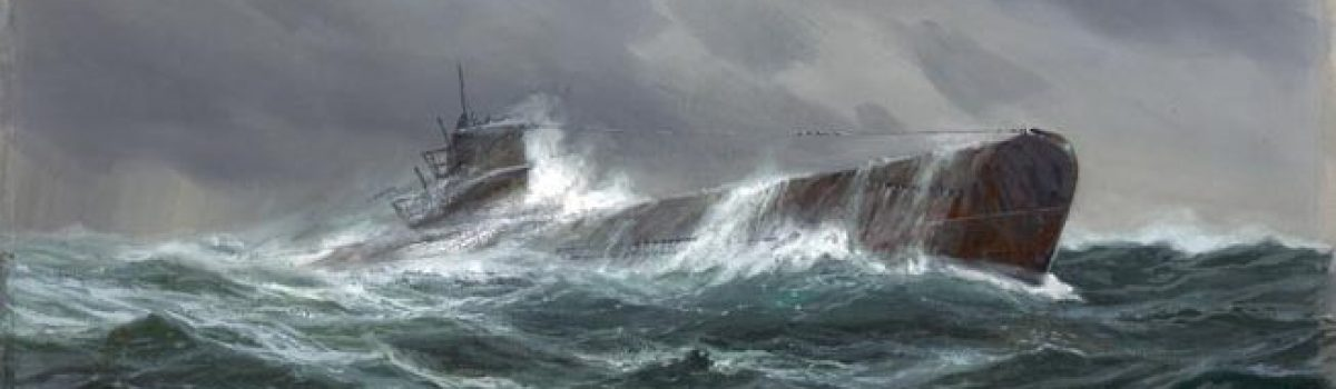 The Codebreakers' War in the Atlantic