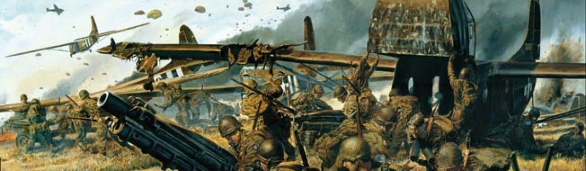 The Guns of Finger Ridge: Airborne Artillery on the Defense in Market-Garden