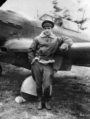 Pierre Pouyade took charge of the squadron after the first commander, Lt. Col. Jean Tulasne, was killed in action.