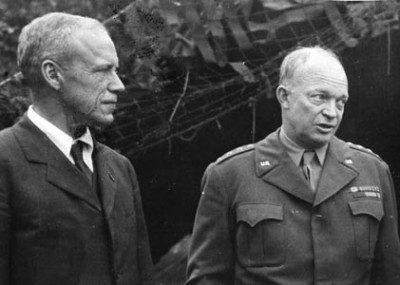 The Rise of Ike: Supreme Allied Commander in the Making