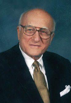 Herndon Inge, Jr., in a recent photgraph.