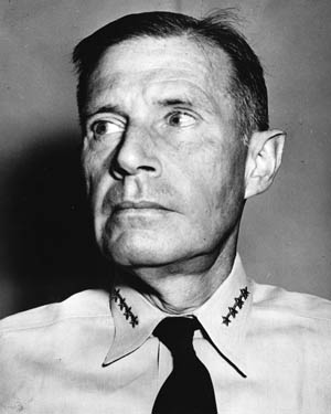 Admiral Raymond Spruance, commander of the U.S. Fifth Fleet, approved Mitcher's request to attack the Yamato.