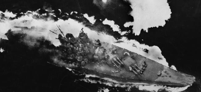 The Age of the Battleship died when the world's mightiest warships–the Yamato and the Musashi–succumbed to superior airpower.