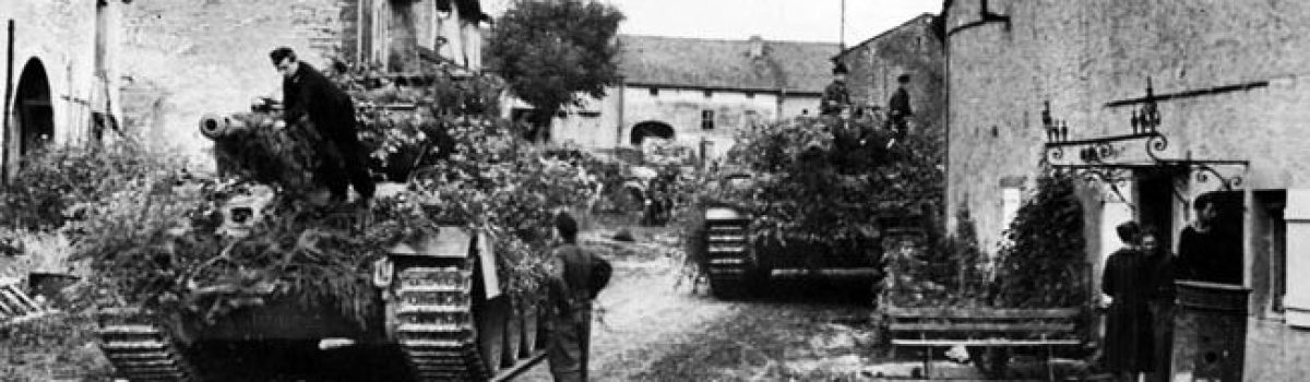 Patton in Lorraine: Breaking the Moselle Line