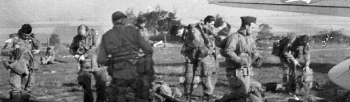 Shot Down Behind Enemy Lines: An 82nd Airborne Stick's Survival at Market-Garden