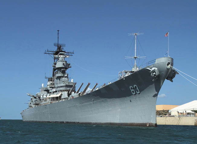 The USS Missouri was decommissioned on March, 31 1992 at Long Beach, California, and opened as a museum in 1999.