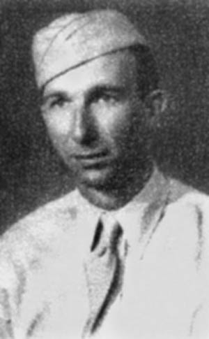 Technical Sergeant Charles F. Carey, posthumous recipient of the Medal of Honor.