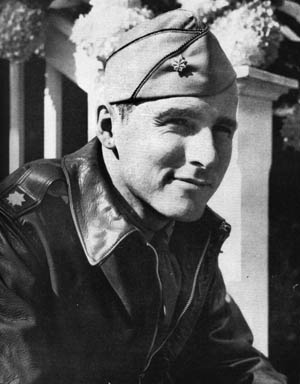 Captain William E. Dyess, Jr., led an attack of P-40s against targets at Subic Bay, but all four planes were lost and he was captured.