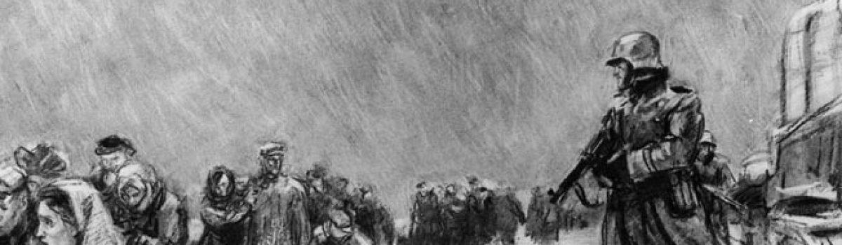 Dementi Shmarinov: Tracings of Barbarossa