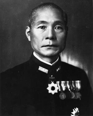 Japan's General Gunichi Mikawa.