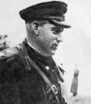 General Konstantin Rokossovsky and his 2nd Belorussian Front would sweep German armies from the lower Vistula area.