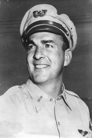 Flight Officer Tom Warner, the author's uncle, flew a Waco during Varsity and survived.