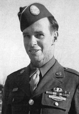 Sergeant Otis Sampson, E Company, 505th PIR, 82nd Airborne Division, was deadly with a mortar.