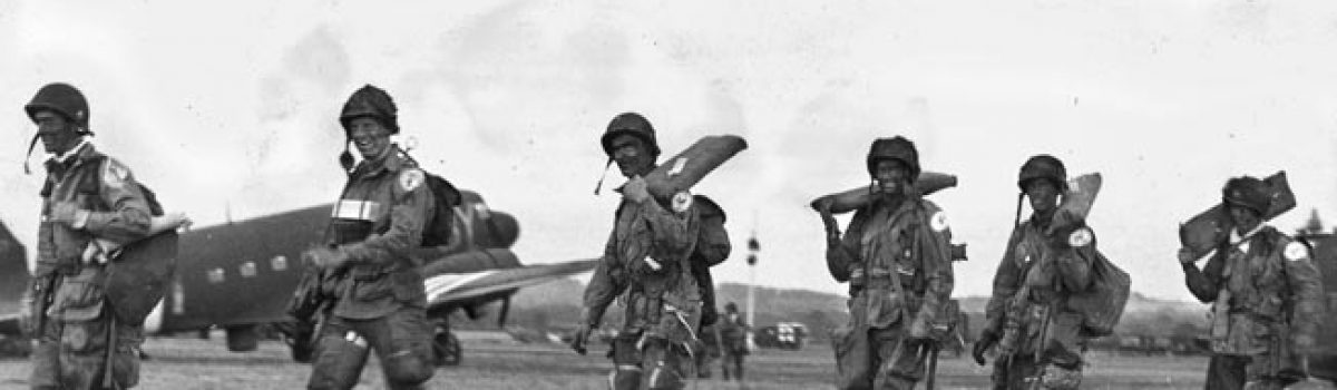 Dropping into Normandy: First-Hand Accounts of the D-Day Airborne Invasion