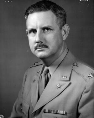 Colonel (later General) Carter Clarke, director of the Army Security Agency.