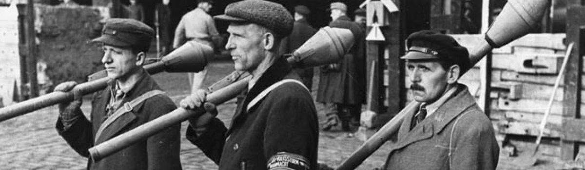 The Volkssturm: Last-Ditch Militia of the Third Reich