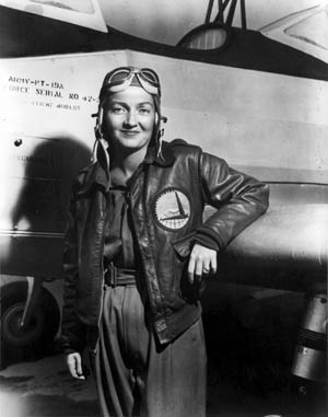 Nancy Harkness Love did much to open military cockpits to women.
