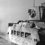 Queen of the Desert: The Infantry 'Matilda' Tank