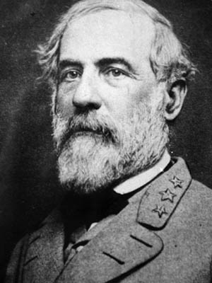 Gen. Robert E. Lee.