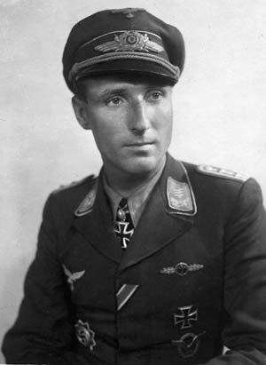 Major Wilhelm Batz tallied 237 victories with JG 52.