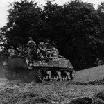 Outlandish D-Day Invasion Tales: Paratrooper Raff: Tank Commander?