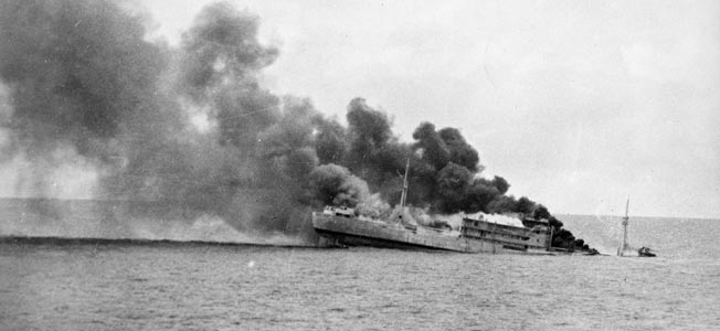 Early in World War II, the Red Sea was a combat zone as the Allied and Axis navies vied for control.