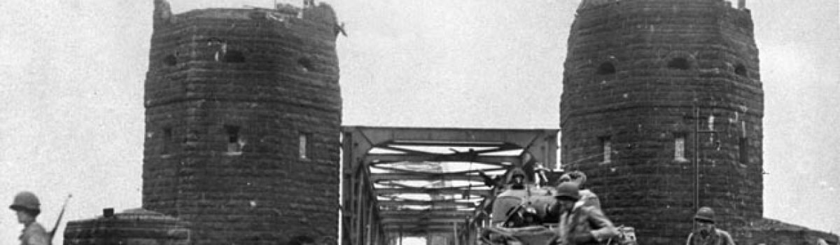 Assault on Ludendorff Bridge: The First Allied Crossing of the Rhine